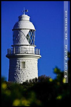 Маяк Натуралист, Naturaliste Lighthouse, Западная Австралия, Western Australia, WA, Австралия, Australia