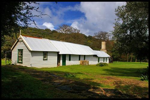 Усадьба ручей Эллен, Ellensbrook Homestead, Ферма Элленсбрук, Западная Австралия, Western Australia, WA, Австралия, Australia