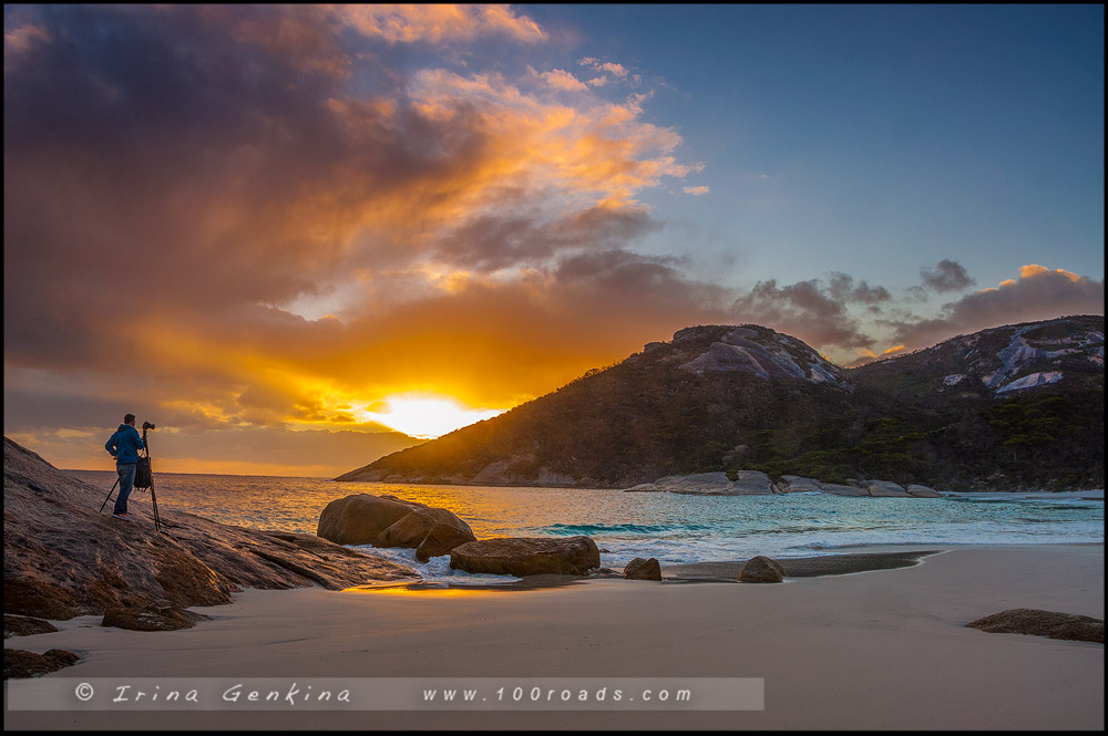 Two Peoples Bay National Park, Западная Австралия, Western Australia, Австралия, Australia