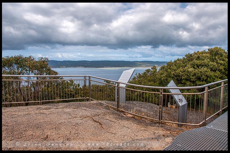 Гора Кларенс, Mount Clarence, Парк наследия Олбани, Albany Heritage Park, Олбани, Albany, Западная Австралия, Western Australia, Австралия, Australia