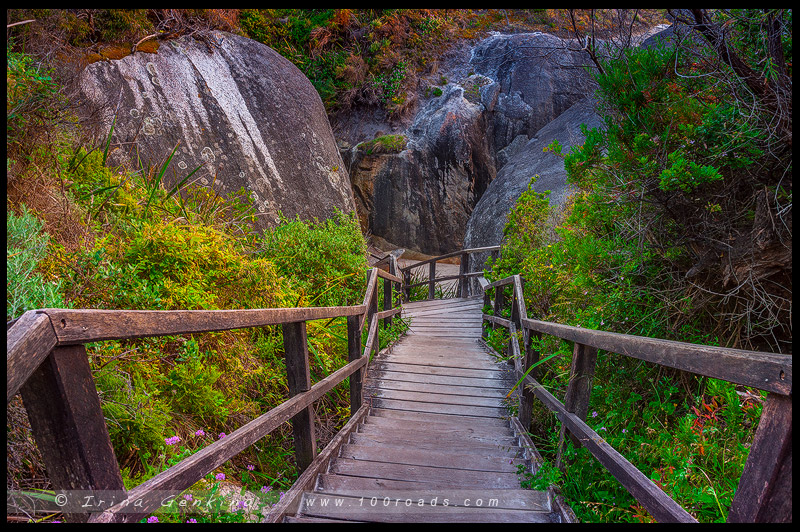 Скалы-Слоны, Elephant Rocks, Залив Вильяма, William Bay, Западная Австралия, Western Australia, Австралия, Australia