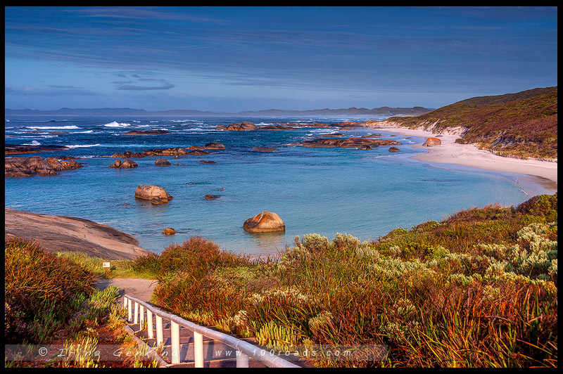 Greens Pool, Залив Вильяма, William Bay, Западная Австралия, Western Australia, Австралия, Australia