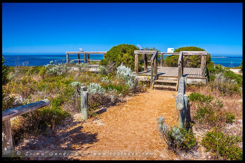 Hansen Bay Lookout, Сервантес, Cervantes, Западная Австралия, Western Australia, Австралия, Australia