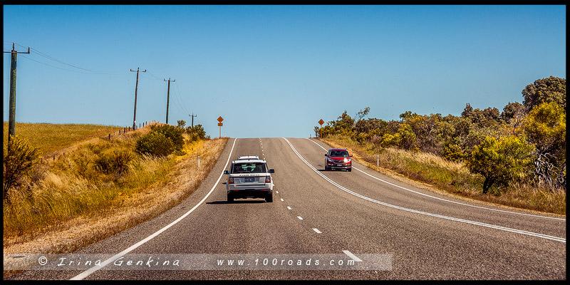 Индиан-Оушн Драйв, Indian Ocean Drive, Западная Австралия, Western Australia, Австралия, Australia