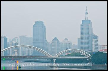 Мост Свободы, Liberate Bridge, 解放桥, Jiefang Bridge, 解放大桥, Гуанджоу, Guangzhou 广州市, Китай, China, 中國, 中国