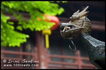 Храм Шести Деревьев Баньян, Лю жун сы, 六榕寺, liu-rong-si, Гуанджоу, Guangzhou 广州市, Китай, China, 中國, 中国