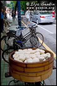 По дороге к Цветочной Пагоде, Гуанджоу, Гуанчжоу, Guangzhou 广州市, Китай, China, 中國, 中国