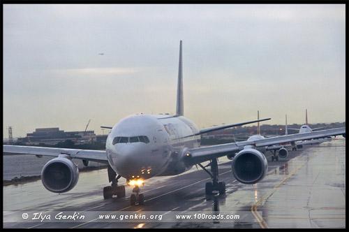 Аэропорт, Airport, Сидней, Sydney, Австралия, Australia