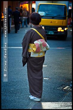 Женщина в кимоно, Японка в кимоно, кимоно, 着物, kimono, Kiyomizu-dera, 清水寺, Хигасияма, Higashiyama ,東山区, Киото, Kyoto, 京都市, Кансай, Kansai, 関西地方, Хонсю, Honshu Island, 本州, Япония, Japan, 日本