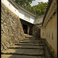 Путь к воронам Ха-но-мон, Замок Химедзи, Himeji Castle