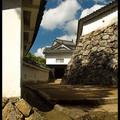 Ворота Ни-но-мон, Замок Химедзи, Himeji Castle