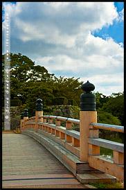 Shimizu-Bashi, 清水橋, Замок Химедзи, Himeji Castle, 姫路城