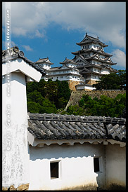 Главная башня, Tenshukaku, 天守閣, Замок Химедзи, Himeji Castle, 姫路城