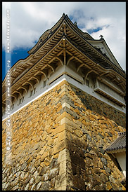 Замок Химедзи, Himeji Castle, 姫路城, Hyogo Prefecture, Kansai region, Honshu Island, Japan