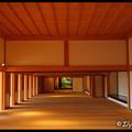 Внутри Дворца Гон-Мару Го-тен Охирома, Honmaru Goten O-Hirima, Замoк Кумамото, Кумамото, Кусю, Япония