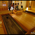 Кухня Gozentachinoma и кладовая Irorinoma, Дворц Гон-Мару Го-тен Охирома, Honmaru Goten O-Hirima, Замoк Кумамото, Кумамото, Кусю, Япония
