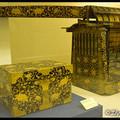 Экспонаты музея в Замке Кумамото, Кумамото, Кусю, Япония