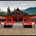 Taka-Butai (High Stage), Miyajima, Honshu, Japan