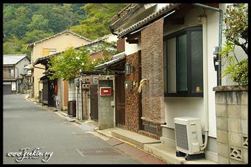 Улица Миядзимы, Miyajima, Япония, Japan