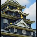 Okayama Castle, Okayama, Honshu, Japan