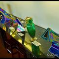 Калейдоскоп в Narukawa Art Museum, 成川美術館, Lake Ashi, 葦ノ湖,  Хаконэ (Hakone), 箱根, Япония (Japan), 日本