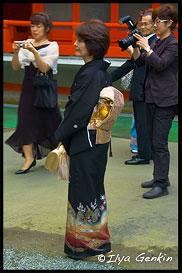 Мать Невесты, Храм Кудзурю (Kuzu-ryu Jinja), Хаконэ (Hakone), 箱根, Япония (Japan), 日本