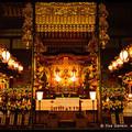 Senso-ji Temple Interior, Asakusa, Tokyo, Kanto Region, Honshu Island, Japan
