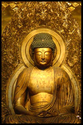 изображение божества Амида Нёрай