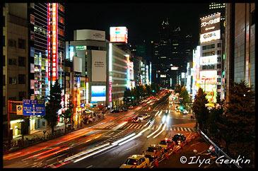Синдзюку, Shinjuku, 新宿区, Токио, Tokyo, 東京, Регион Канто, Kanto Region, 関東地方, Хонсю, Honshu Island, 本州, Япония, Japan, 日本