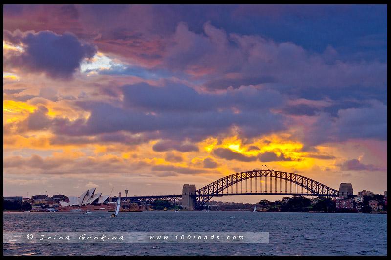Сиднейский Оперный Театр, Сиднейская опера, Sydney Opera House, Сидней, Sydney, Австралия, Australia