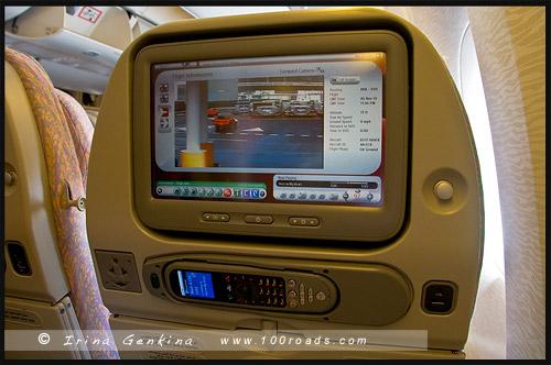 Economy Boeing 777-300ER, Эмиратские Авиалинии, Emirates
