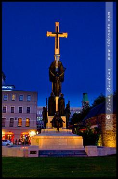 Памятник погибшим в Первой Мировой Войне, Citizens War Memorial, Соборная площадь, Cathedral Square, Крайстчёрч, Christchurch, Южный остров, South Island, Новая Зеландия, New Zealand