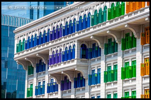 Здание Министерства связи и информации, MICA Building, Сингапур, Singapore