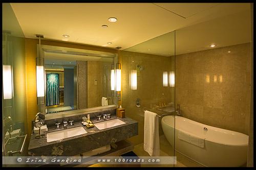 Отель Марина Бэй Сэндс, Hotel Marina Bay Sands, Сингапур, Singapore