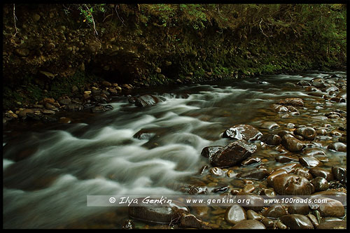 Река Франклин (Franklin River), Тасмания, Tasmania, Австралия, Australia