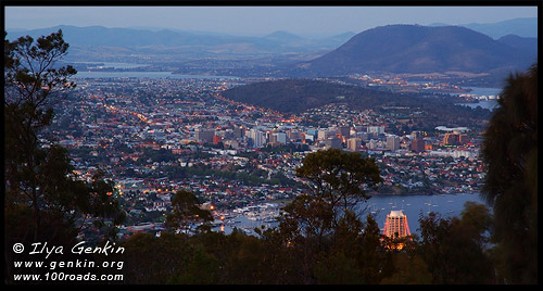 Хобарт, Hobart, Тасмания, Tasmania, Австралия, Australia