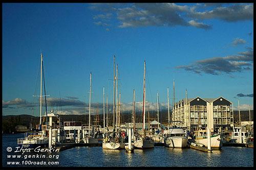 Старая гавань, Лонсестон, Launceston, Тасмания, Tasmania, Австралия, Australia