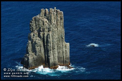 Монумент, Monument, Полуостров Тасман, Tasman Peninsula, Тасмания, Tasmania, Австралия, Australia