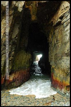 Remarkable Cave, Полуостров Тасман, Tasman Peninsula, Тасмания, Tasmania, Австралия, Australia