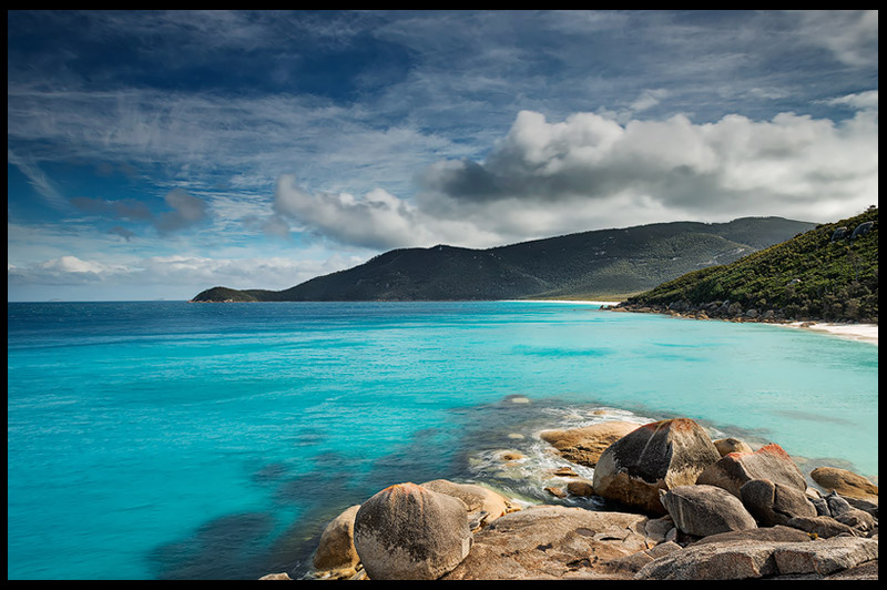 Пляж Ватерлоо, Waterloo Beach, Виктория, Victoria, Австралия, Australia