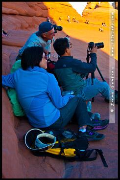 Изящная Арка, Delicate Arch, Национальный парк Арки, Arches National Park, Юта, Utah, США, USA, Америка, America