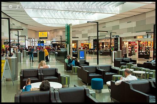 Сидней, Sydney, Kingsford Smith, Аэропорт, Airport, Новый Южный Уэльс, New South Wales, NSW, Австралия, Australia