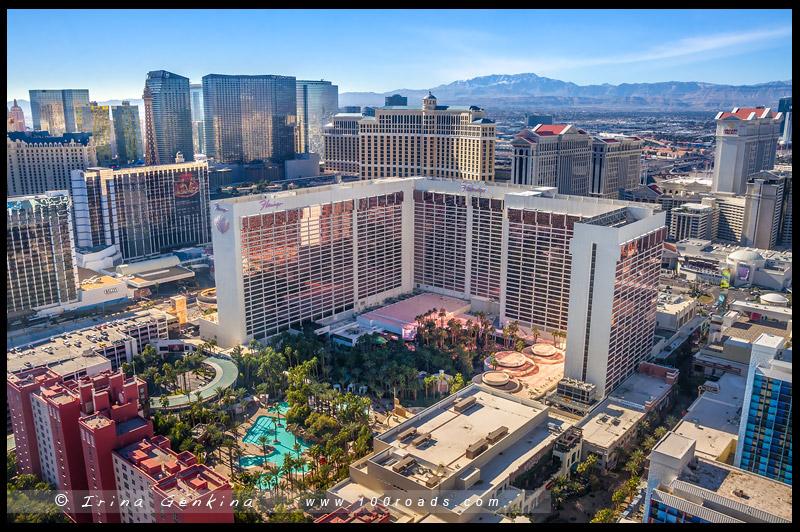 Хай Роллер, High Roller Vegas, Лас Вегас, Las Vegas, Невада, Nevada, США, USA, Америка, America