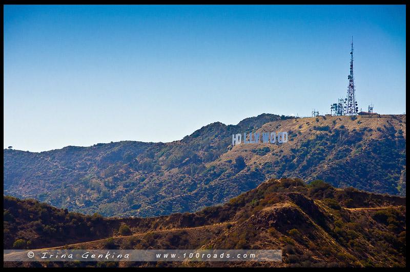 Обсерватория Гриффита, Griffith Observatory, Лос Анжелес, LA, Los Angeles, Калифорния, California, США, USA