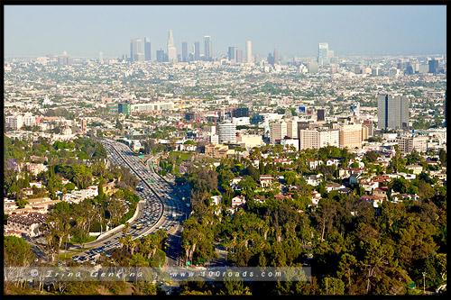 Малхолланд Драйв, Mulholland Drive, Лос Анжелес, LA, Los Angeles, Калифорния, California, США, USA