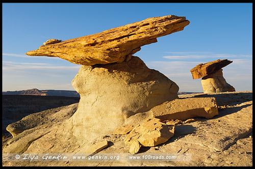 Stud Horse Point, Пейдж, Page, Аризона, Arizona, США, USA, Америка, America