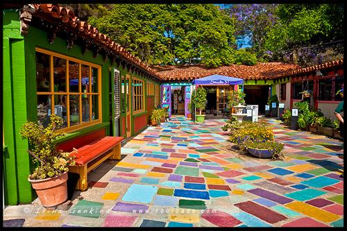 Сан-Диего, San Diego, Калифорния, California, США, USA