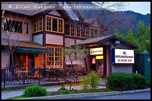 Yosemite View Lodge, Национальный парк Йосемити, Yosemite National Park, Калифорния, California, СЩА, USA, Америка, America