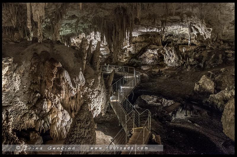 Мамонтова пещера, Mammoth Cave, Юго-Запад, Западная Австралия, Western Australia, Австралия, Australia