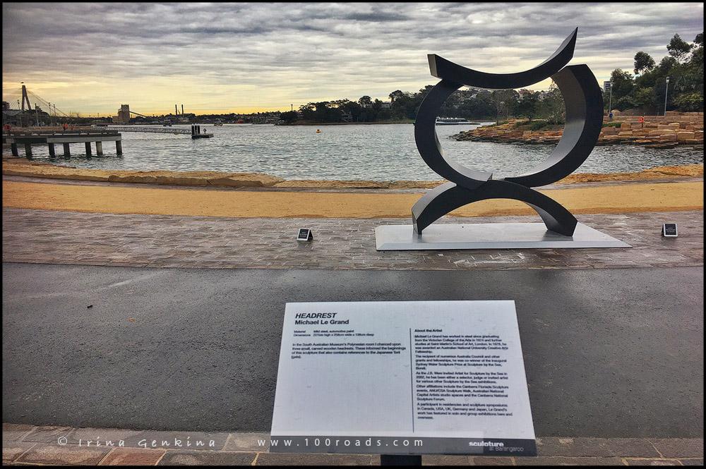 Прогулки по Сиднею - Мыс Южная Голова (South Head)